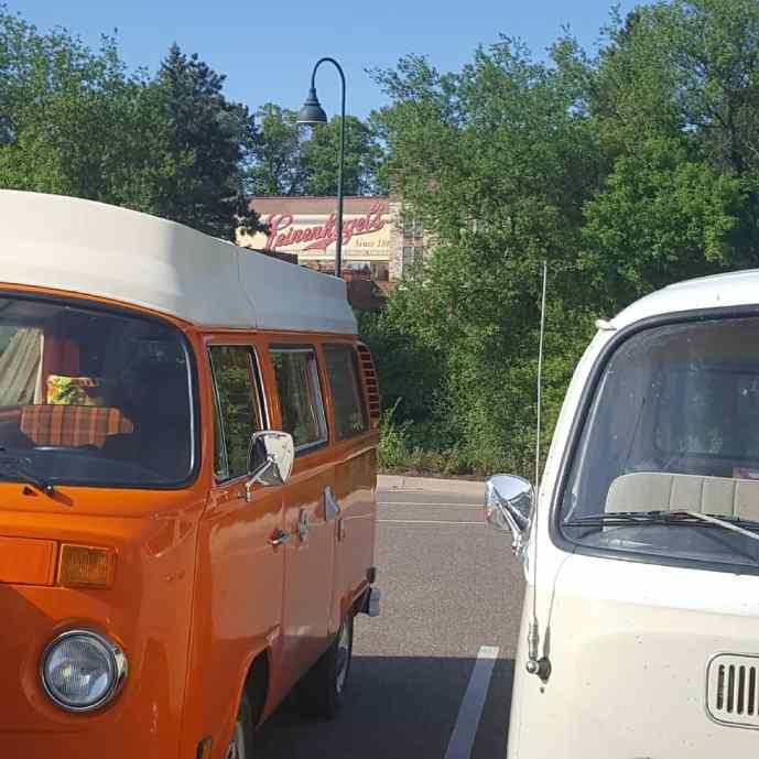 2018 Spring Cruise VW @ Leinie Lodge