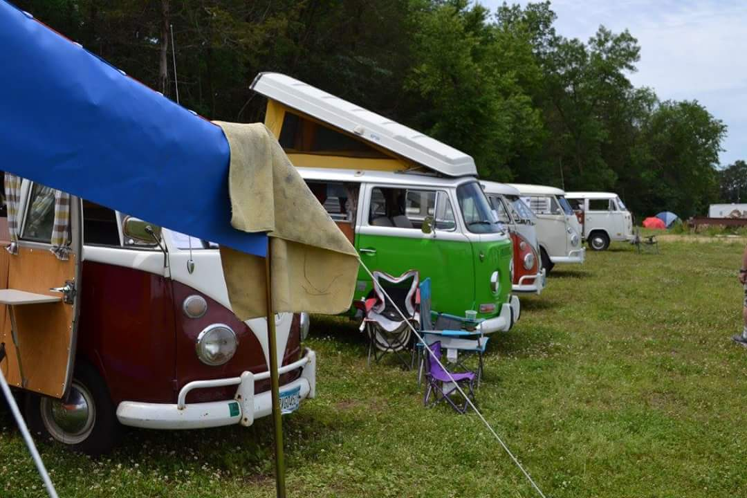 Get Packed for VW Camping!