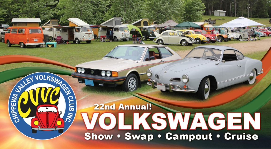 22nd Annual Show, Swap, Campout &Cruise